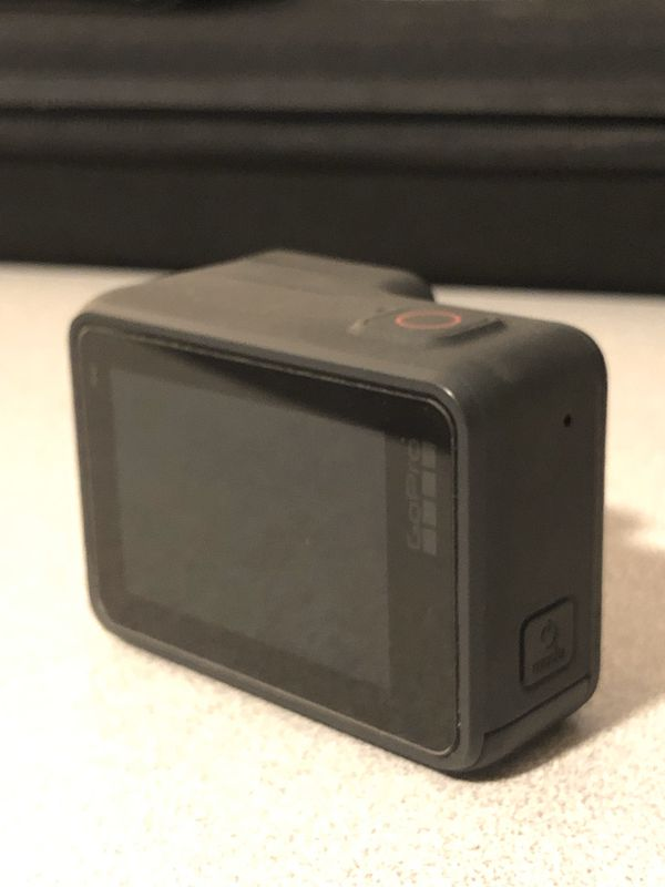 GoPro Hero 7 w/accessories