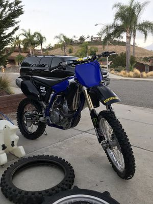 Yz450f 2004 Pink in hand for Sale in Oceanside, CA