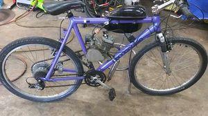 Cannondale motorized mountain bike for Sale in Miami, FL