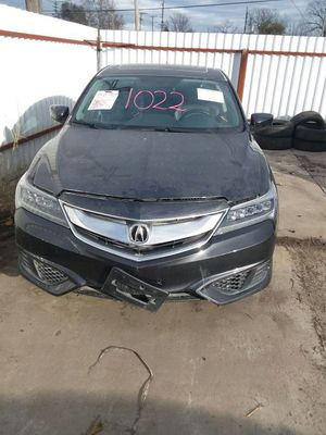 Parting out a 2016 Acura ILX for Sale in Detroit, MI