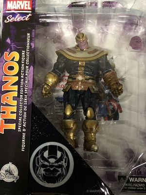 Marvel Select. Thanos Action figure. for Sale in Brooklyn, NY