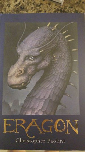 Eragon Christopher Paolini for Sale in Fort Lauderdale, FL