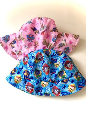 Set of 2 NEW Toddler Sun Hats for Sale in Deerfield, IL