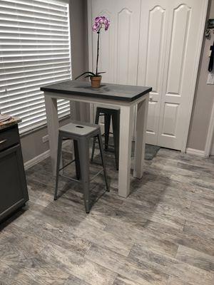 "Breakfast high table 42"" wood for Sale in Gibsonton, FL"
