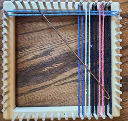 Wooden Potholder Loom Craft/Homeschool/Folk for Sale in Pittsburgh,  PA