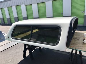 Camper Shell for Small Trucks for Sale in El Paso, TX