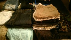 Men's clothing pants sizes 36-44, shirts 2x-3x for Sale in Buckeye, AZ