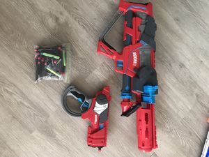 Set of Nerf guns for Sale in Plantation, FL