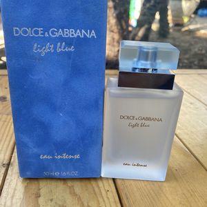 Dolce Gabbana Light Blue Intense Perfume for Sale in Carson, CA