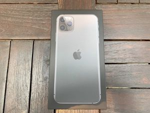 iPhone 11 Pro Space Grey Brand New In Box for Sale in Silver Spring, MD