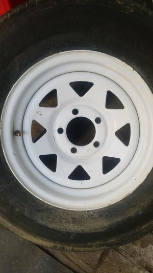 used trailer tire for Sale in San Jose, CA
