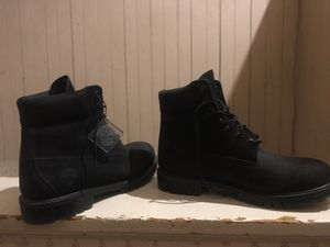 Timberland boots size 10 mens Icy soles for Sale in Pittsburgh, PA