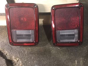 Jeep Wrangler Combo Lamp Assembly - Mopar for Sale in Lockport, IL