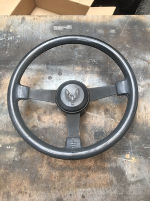 85 86 firebird trans am steering wheel for Sale in Chicago, IL