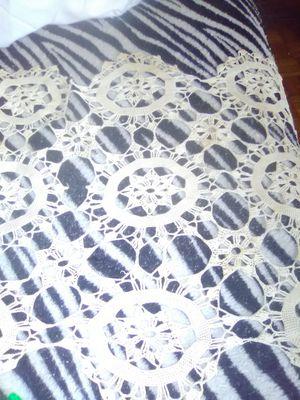 Antique Lace Tablecloth for Sale in Alexandria, LA