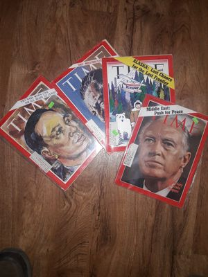 Vintage magazine's for Sale in Portland, OR