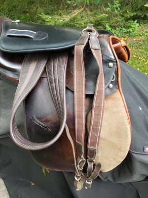 19 inch saddle bundle for Sale in Williamsport, PA