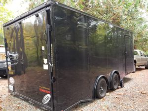 2019 20x8.5 enclosed trailer for Sale in Olympia, WA