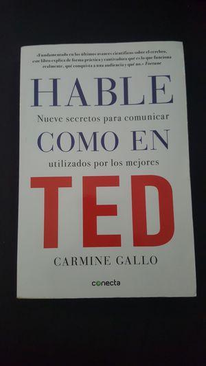 Habla como en Ted for Sale in Dallas, TX