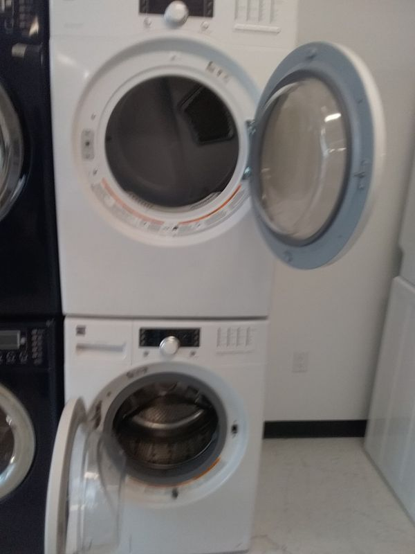 Kenmore washer and dryer used good condition 90days warranty