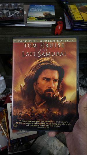 The last samurai dvd for Sale in Bellflower, CA