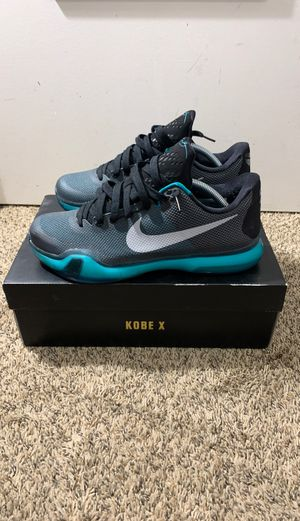 Nike Kobe 10s size 9.5 for Sale in Murrieta, CA