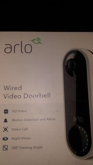 arlo Video Doorbell for Sale in Greenville, SC