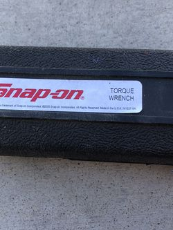 Snap On Torque Wrench for Sale in Las Vegas,  NV