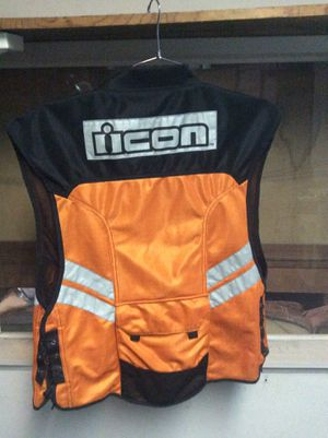 Icon motorcycle safety vest for Sale in Fullerton, CA