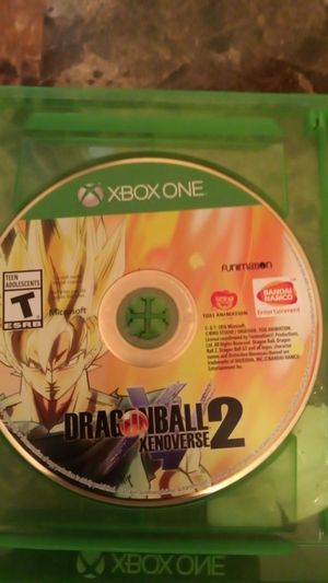 Dragon ball xenoverse for xbox one for Sale in Columbus, OH