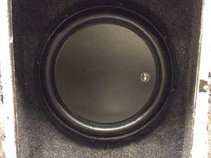 """JL Audio W3 12"""" Speaker for Sale in Phoenix, AZ"""