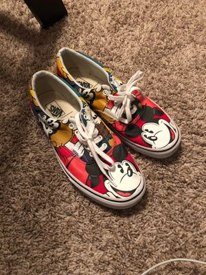 Micky mouse VANS for Sale in Bellaire, TX