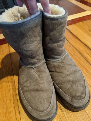 Ugg boots size 7 for Sale in Medford, MA