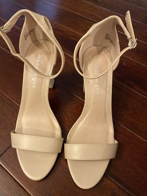 Madden Girl high heeled women's shoes size 7. for Sale in Bowie, MD