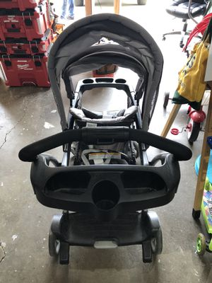 Graco ready to grow double stroller for Sale in Castro Valley, CA