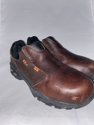 Men Preowned Thorogood Steel Toe Loafer Shoes Size 10 for Sale in Chula Vista, CA