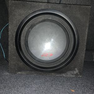 12 In Subwoofer Type R for Sale in Bladensburg, MD