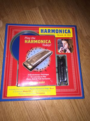 Harmonica kit for Sale in Neenah, WI