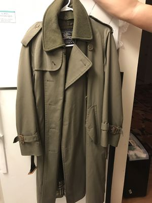 Burberry Trench coat for Sale in Sterling, VA