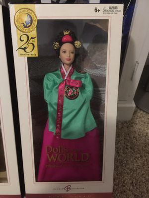 Dolls of the World Princess of the Korean Court for Sale in Oceanside, CA