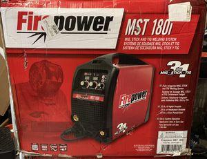 Victor 3 in 1 MiG, Stick & TiG Welder Firepower MST180i for Sale in Zephyrhills, FL
