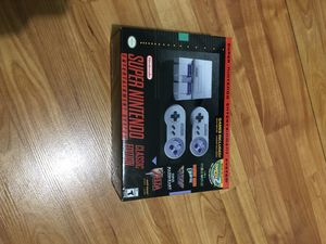 Super Nintendo Classic Edition for Sale in Philadelphia, PA