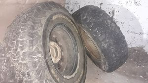 3 tires for Sale in Harmony Grove, WV