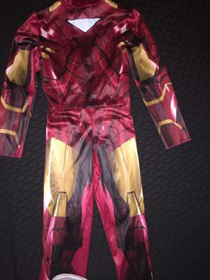 🎁Ironman 2 costume &ironman pj top🎄 for Sale in Columbia, SC