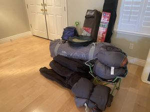 Everything you need for a family camping trip! for Sale in Tracy, CA
