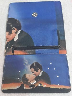 "Gone with the wind "" Rhett and Scarlet Rhinestone wallet for Sale in Wichita, KS"