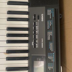 Casio Keyboard Piano for Sale in Sherwood, OR