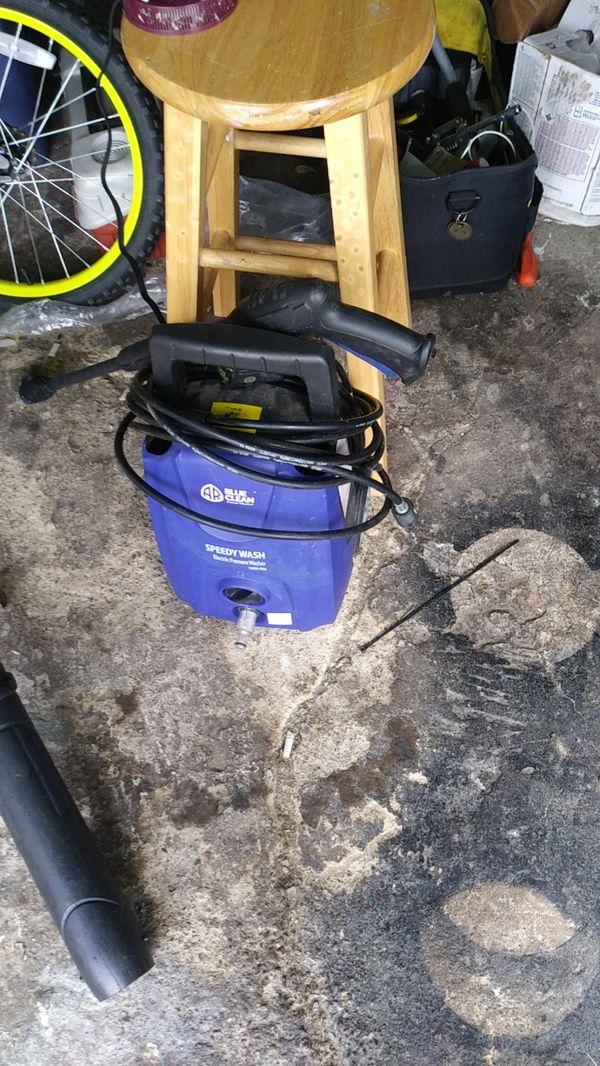 Electric Power Washer For Sale In Farmers Branch Tx Offerup