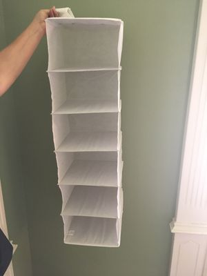 Hang closet organizer for Sale in Heath, TX