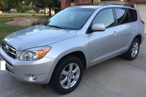 Gorgeous 2007 Toyota RAV4 Clear for Sale in Hampton, VA